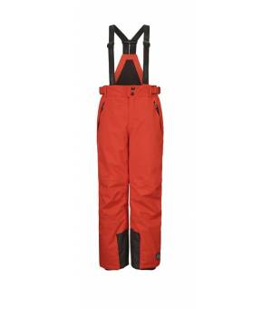 Killtec Gauror JR Functional Pants Dark Orange nohavice