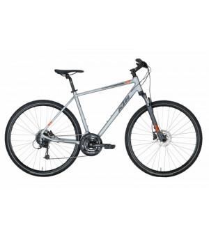 KTM Life Comp 24 M 46cm sat/silver bicykel 2019