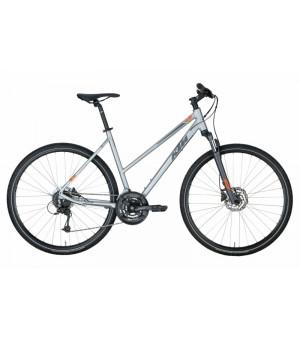 KTM Life Comp 24 W 46cm sat/silver bicykel 2019