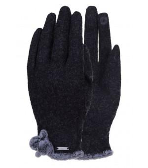 Luhta Narila Gloves Rukavice 817 čierne