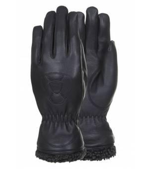 Luhta Nevala Black Gloves rukavice