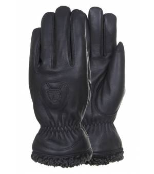 Luhta Nihna Black Gloves rukavice
