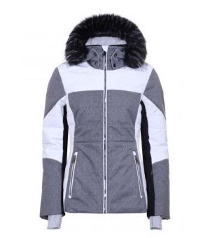 Luhta Ivaska L7 Jacket White/Grey bunda
