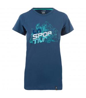 La Sportiva Cubic T-Shirt W opal tričko