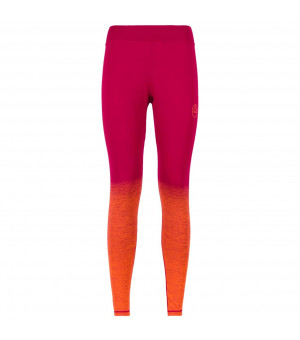 La Sportiva Patcha Leggins W beet/lilly orange legíny