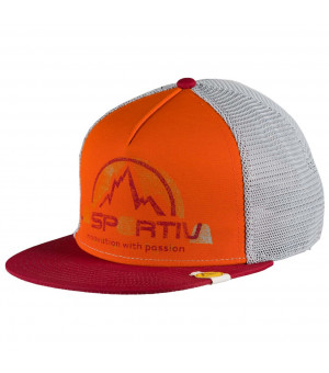 La Sportiva LS Trucker chili/pumpkin šiltovka