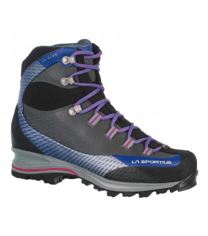La Sportiva Trango Trk Leather GTX W iris blue/purple