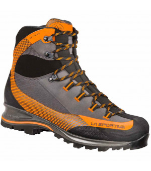 La Sportiva Trango Trk Leather GTX carbon/pumpkin