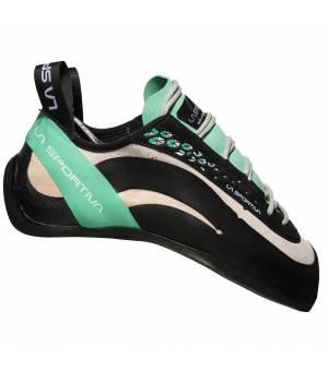 La Sportiva Miura W white/jade green