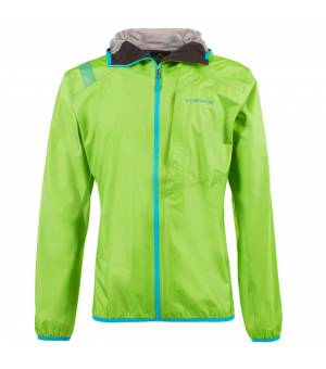 La Sportiva Odyssey GTX Jacket M apple green bunda