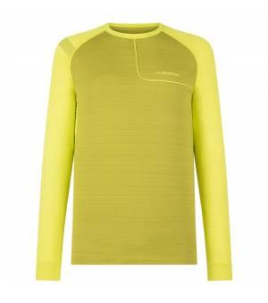 La Sportiva Tour Long Sleeve M kiwi/citrus tričko