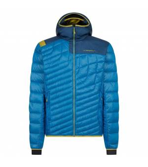 La Sportiva Phase Down Jacket M neptune/opal bunda