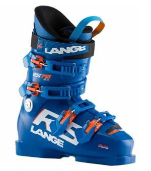 Lange RS 70 Short Cuff power blue 19/20