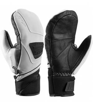 Leki Glove Griffin S Lady Mitt White/Black rukavice