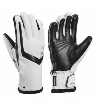 Leki Glove Stella S Lady White/Black rukavice