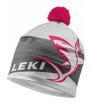 Leki XC Shark Hat Pink čiapka