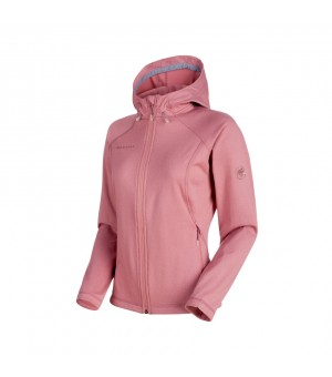 MAMMUT RUNBOLD ML HOODED WMN MIKINA