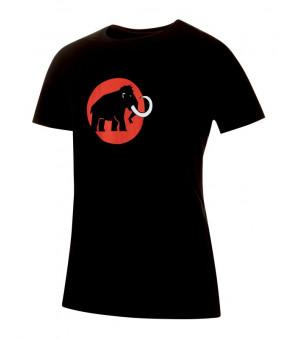 Mammut Logo T-Shirt black tričko