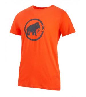 Mammut Logo T-Shirt zion tričko