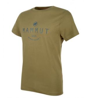 Mammut Seile T-shirt olive tričko