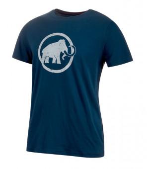 Mammut Logo T-Shirt peacoat tričko