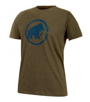 Mammut Trovat T-Shirt olive melange tričko