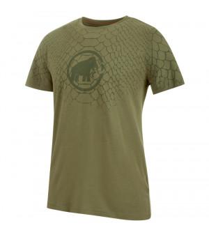 Mammut Logo T-Shirt olive/prt1 tričko