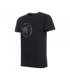 Mammut Logo T-Shirt Prt1 Tričko Black