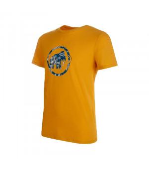 Mammut Logo T-Shirt Prt1 Tričko Golden