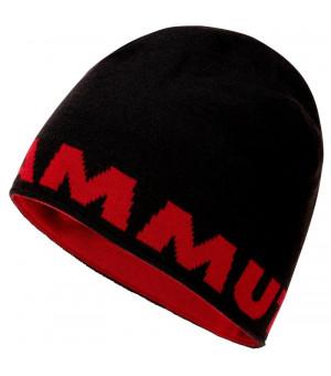 Mammut Logo Beanie black čiapka
