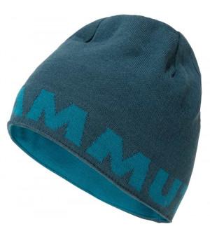 Mammut Logo Beanie wing teal/sapphire čiapka