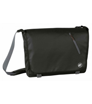 Mammut Messenger Square 14l black taška