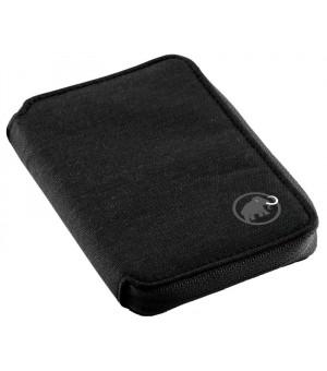 Mammut Zip Wallet Melange black peňaženka