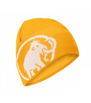 Mammut Tweak Beanie golden/bright white čiapka