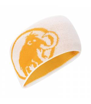 Mammut Tweak Headband bright white/golden čelenka