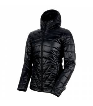 Mammut Rime IN Hooded Men Black bunda