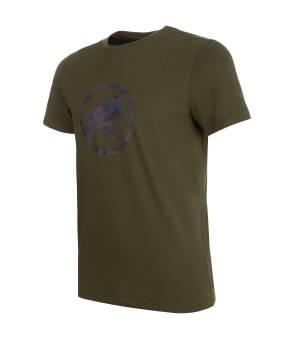 Mammut Logo M T-Shirt iguana/prt1 tričko