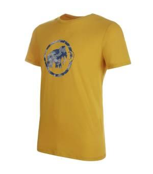 Mammut Logo M T-Shirt golden/prt1 tričko