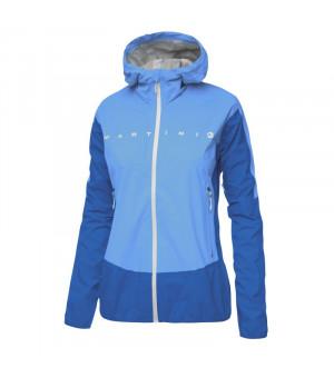 Martini Saas-Fee Jacket W Blue/light blue bunda