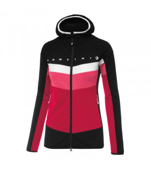 Martini Independent W Black/Pink Fluo mikina