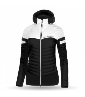 Martini Discovery W Jacket Black/White bunda