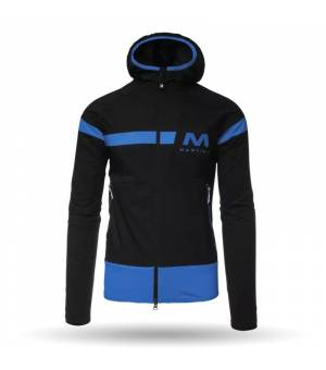 Martini Cazadero M Jacket Black/Blue mikina