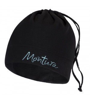 Montura Collar Micro Cap nero/ice blue čiapka