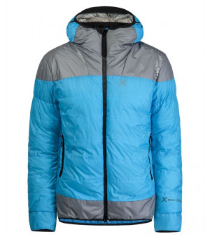 Montura Summit Duvet W Jacket azzurro bunda
