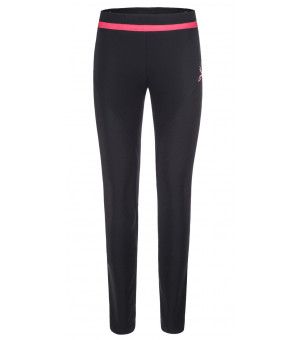 Montura Thermo Fit Pants W nero/rosa sugar nohavice