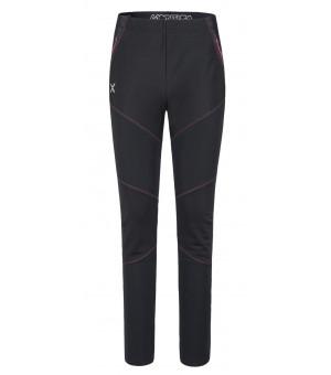 Montura Nordik Pants W nero/rosa sugar nohavice