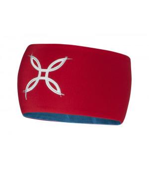 Montura Light Pro Band rosso/blu ottanio čelenka