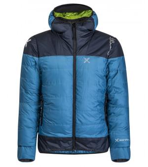 Montura Summit Duvet Jacket blu ottanio/blu notte bunda