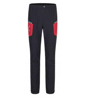 Montura Ski Style Pants nero/rosso nohavice