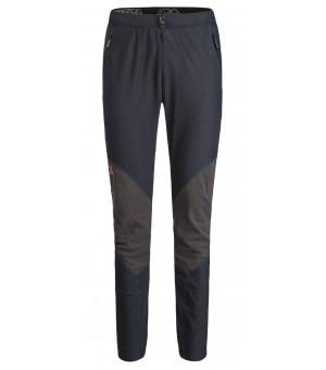 Montursa Vertigo Pants nero/blu ottanio nohavice